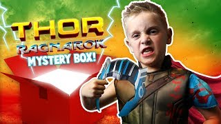 Thor Ragnarok Movie Unboxing Toys Review & Gear for KIDS by KIDCITY