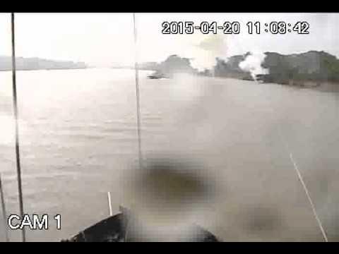 Ataque de las Farc al Buque Hospital de la Armada de Colombia