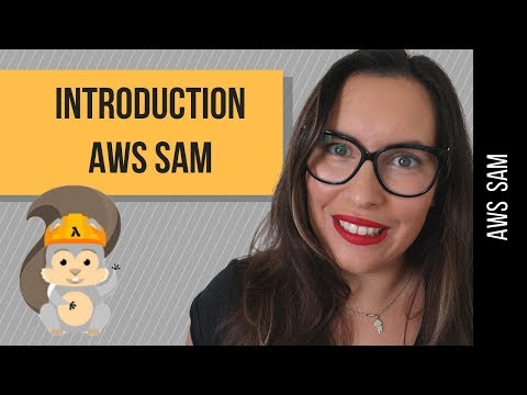 Getting started with AWS SAM | Serverless | #1 - YouTube