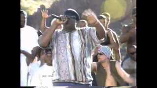 "The Notorious B.I.G.  Performs  ""Juicy""    live on  MTV"