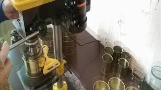 Закаточное устройство для консервных банок УЗН-14