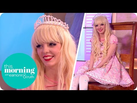 I've Spent £20,000 to Look Like a Real-Life Doll   This Morning