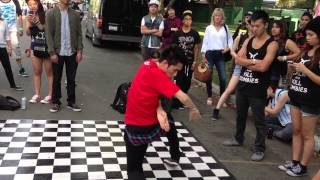 Can of Poreotics Freestyle at World of Dance Bay Area 2013