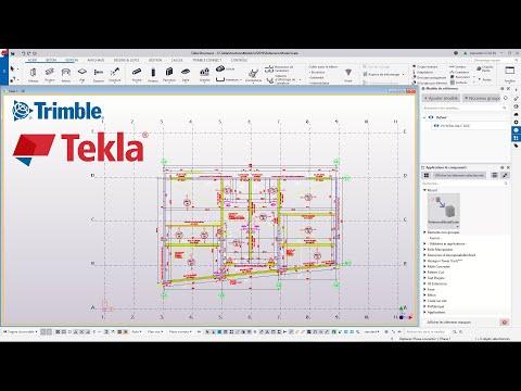 Astuce Tekla : Échelle modèle de référence