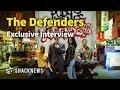 The Defenders Netflix Original Cast Interview