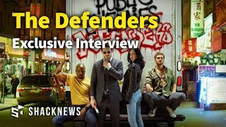 The Defenders Netflix Original Cast Interview