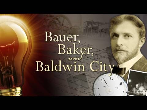Bauer, Baker, And Baldwin City: Electrifying A Small Town's Identity