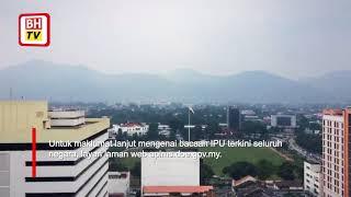 Jerebu di Perak, Pulau Pinang tahap sederhana