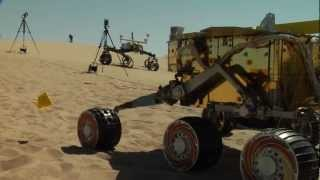 New Mars Rover Torture Tested in Death Valley | Exclusive Video