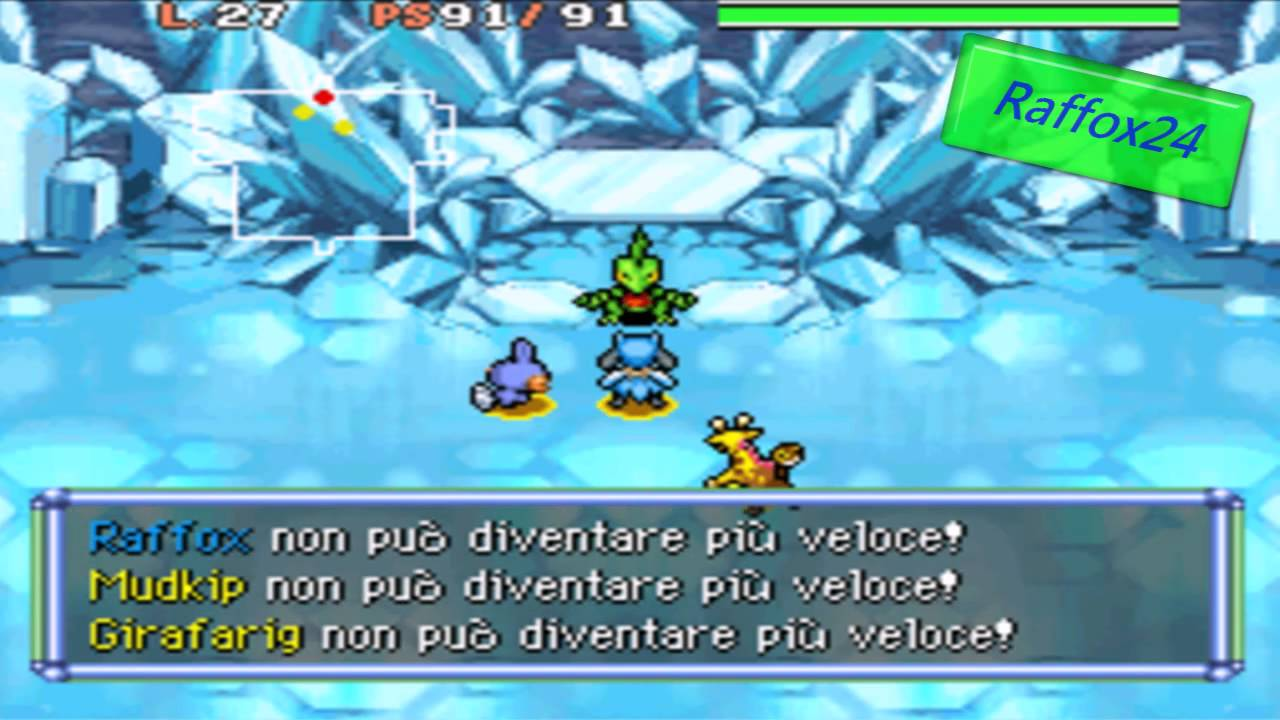 pokemon mystery dungeon esploratori del cielo