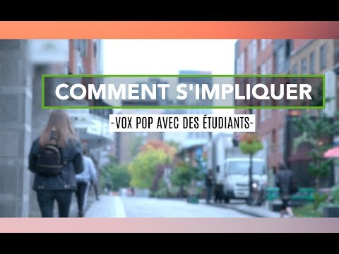 VOX POP: LE LEADERSHIP COMMUNAUTAIRE
