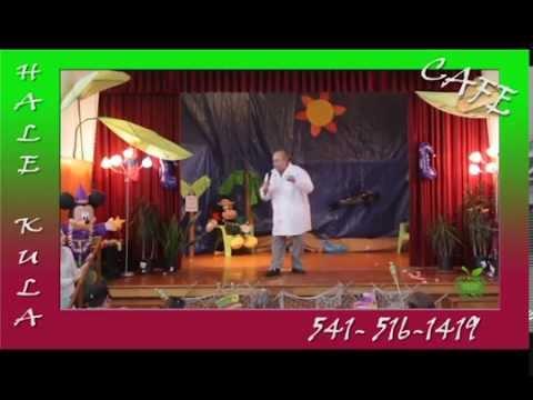HALE KULA CAFE - Luau Party - Foresight Learning Center
