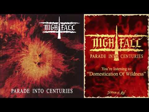 Nightfall - Parade into Centuries (full album) 1992
