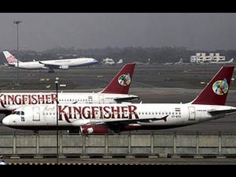 Kingfisher Cancels Flights Due To Strike