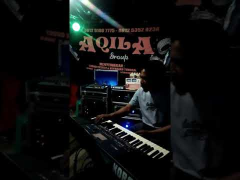 Numpang goyang endysincan Live whit AqiLa music entertain karya anak tanah bumbu