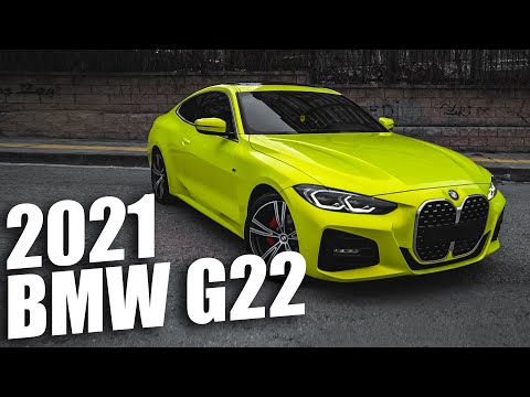 BMW 420 G22 ACID GREEN | GMG YENİ PROJE ARABASI?