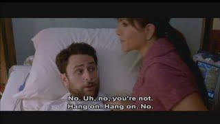 """Horrible Bosses 2 Jennifer Aniston Ending Scene """"Coma boners""""[HD]"""