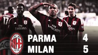 Video Gol Pertandingan Parma vs AC Milan