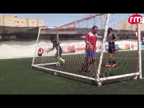 TUNISIA CELEBRATE MINI FOOTBALL WORLD DAY 20 MAY 2016