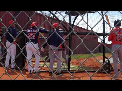 Astros Spring Training Minor League Batting Practice: Preston Tucker and More