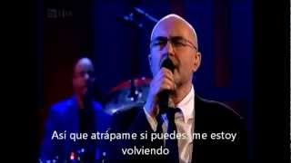 "Phil Collins ""Going Back"" (LIVE) SUBTITULADO AL ESPAÑOL"