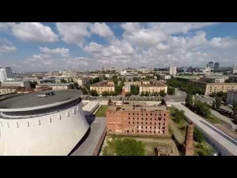 Панорама Сталинградской битвы отмечает 35 летие со дня