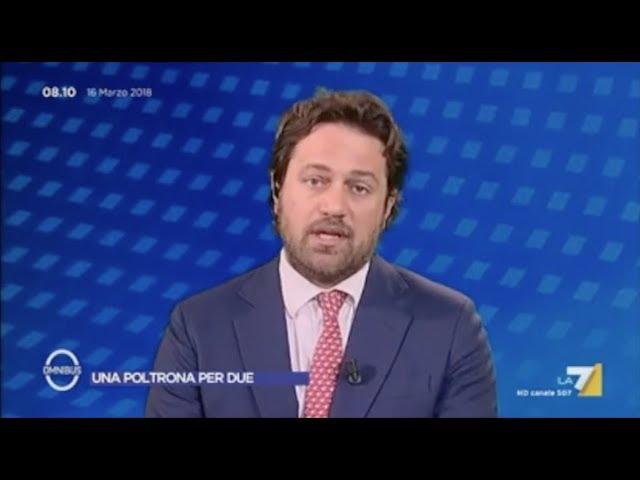 INTERVENTO DI MATTIA MOR A OMNIBUS  -  16 MARZO