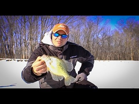 Long Rod Backwater Panfish - In-Depth Outdoors TV Season 3, Episode 5