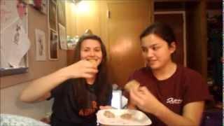 Refresh-a-recipe Contest Video: Vegan Oatmeal Banana Cookies