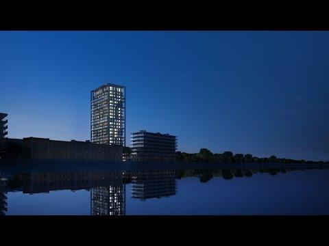 Scheldezicht Animation | Residential Tower in Antwerpen