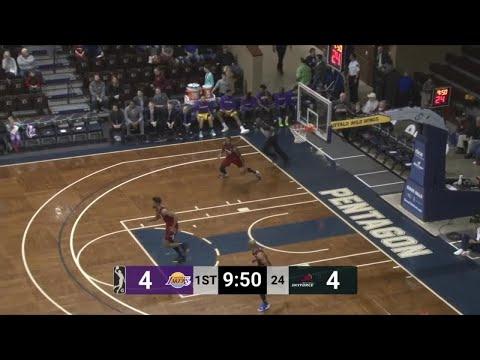 Talen Horton-Tucker NBA G League Highlights: January 2020