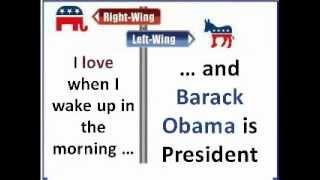 Right Wing (Republicans) vs Left Wing (Democrats)
