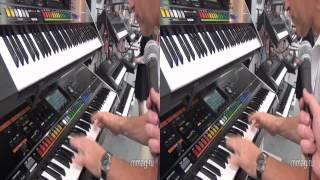 mmag.ru: Roland JUPITER-50 and JUPITER-80 Version-2 3d video review