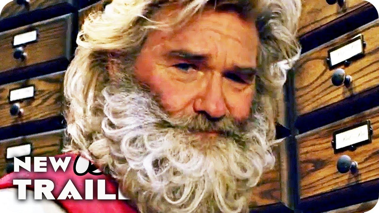 The Christmas Chronicles Trailer (2018) Kurt Russel ...