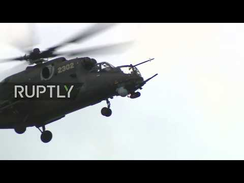 LIVE: MAKS Air Show continues in Russia - DAY 2