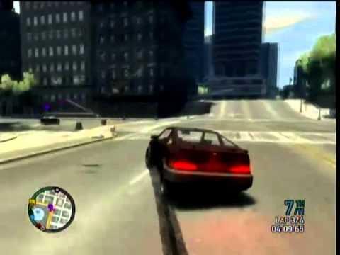 GTA IV/EFLC: Rockstar Social Club Multiplayer Event - 2012.08.30. - Race [6/4]