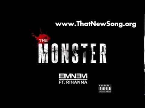 Eminem - The Monster (Feat. Rihanna) + Download Link