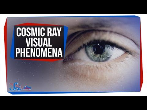 How Cosmic Rays Make Astronauts See Stars