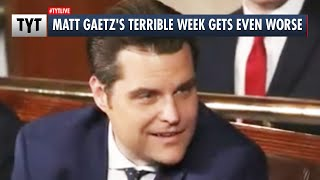 Matt Gaetz's Scandal Gets Even Worse