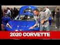 Chevrolet CORVETTE 2020 Cambia la historia para SIEMPRE - Primer vistazo