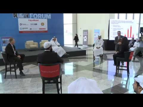 "The Gulf Intelligence Qatar Energy R&D Forum,""Addressing Grand Challenge -Cyber Security""Part 2 of 3"