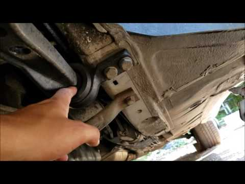 BMW E36 Suspension Diagnosis