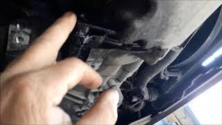 Remplacement du kit d'embrayage sur Volkswagen Polo 1 4 tdi code moteur BNM