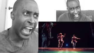 'DNA' - Kendrick Lamar | Keone & Mari Choreography Reaction Video!
