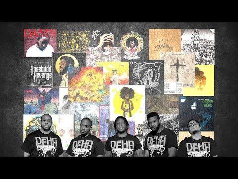 Top 10 Hip Hop Albums of 2017 | DEHH