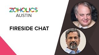 Understanding Zoho's Culture, Technology, and People: A Fireside Chat with Sridhar Vembu