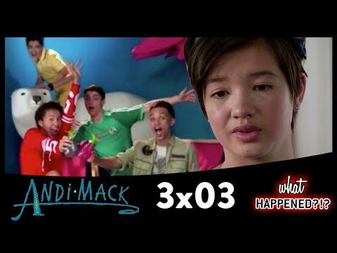 ANDI MACK 3x03 Recap: Andi's Left Out? #FOMO - 3x04 Promo | Shine On Media