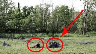 Video Two Men Claim To Have Captured Footage Of A Real 'Ghost' At The Gettysburg Battlefield download MP3, 3GP, MP4, WEBM, AVI, FLV Januari 2018