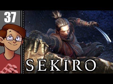Let's Play Sekiro: Shadows Die Twice Part 37 - Folding Screen Monkeys