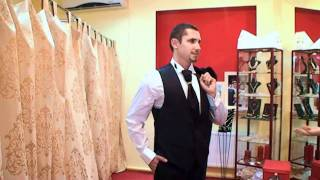 Телесвадьба - Выбор костюма жениха